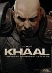 Khaal, Chroniques d'un empereur galactique1.jpg