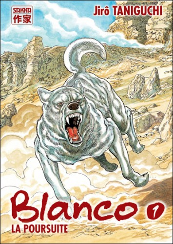 capitol,taniguchi jiro,le chien blanco,casterman,manga