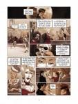 Capitol, Bernar Yslaire, Boidin Marc-Antoine, La guerre des Sambre, Futuropolis, Histoire, Drame