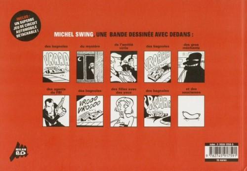 michel swing,bruno,jousselin,2006,aventure,humour