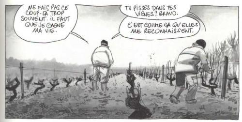Capitol, Les ignorants, Etienne Davodeau, Richard Leroy, Futuropolis, Récit, Oenologie,Vie quotidienne