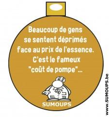 boules de Noël, sumoups, humour, éditeurs, Noël, guirlandes, décorations