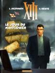 Capitol, XIII, Iouri Jigounov, Yves Sente, William Vance, Jean Van Hamme,Bérengère Marquebreucq, Dargaud, Thriller, espionnage, complot