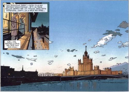 Capitol, Quelques pas vers la lumière, Bruno Marchand, Quadrants, Astrolabe, Aventure, Histoire