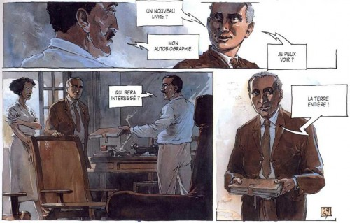 Capitol, Les derniers jours de Stefan Zweig, Guillaume Sorel, Laurent Seksik, Casterman, Biographie, Histoire, Drame