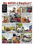 capitol, les aventures de jacques gipar,  delvaux, dubois, Paquet, 7510, automobile, aventures, polar, calandre, 032012