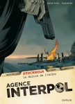 agence interpol, thriller, polar, thirault, marty, dupuis, bergting, runberg, police, mexico, tueur en serie, drogue, secte, suedois, stockholm, 092012, 610, 510