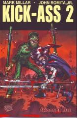 kick ass, super-héros, millar, romita, panini, comics, violence, meurtre, new york, 8510, 112012, tarantino, gore