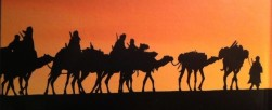 les quatre coins du monde,labiano,dargaud,aventure,histoire,aventure hitorique,désert,sahara,colonisation,810