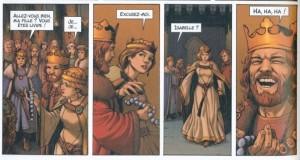 les reines de sang,isabelle,louve,france,edouard,guerre,cent ans,angleterre,gloris,calderon,corgie,delcourt,histoire,102012,7510