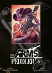 arms peddler the,nanatsuki,night owl,ki-oon,dark fantasy,western,vampire,princesse,guilde,102012,810,armurier,heroic fantasy