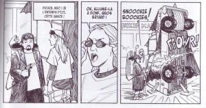 strangers in paradise, comics, jaxom, terry moore, kyméra