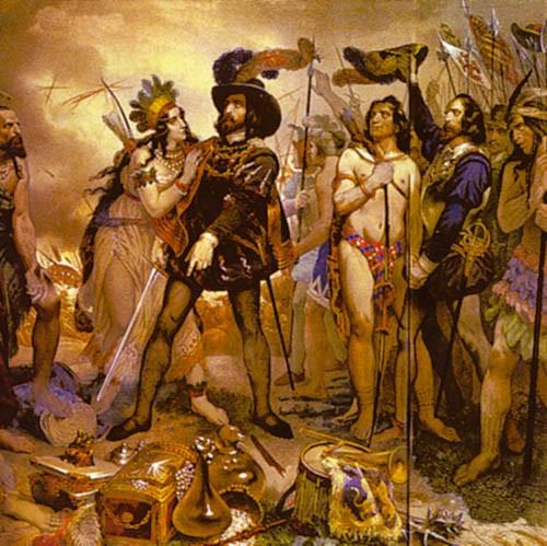 conquistador,dufaux,xavier,glénat,Cortes,aventure,