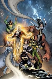 alpha flight,comics,marvel,panini,022013,710,gillen,pak,van lente,eaglesham,sanders,mckelvie,oliver,wolverine,puck,guardian,super héros