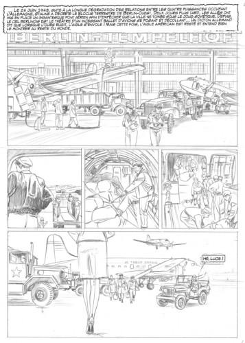 capitol,après-guerre,interview,warnauts,raives,le lombard,032012
