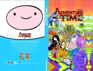 Ryan Nort, Shelli Paroline, Braden Lamb, Mike Holmes, Stéphanie Gonzaga, adventure time, jaxom, urban comics