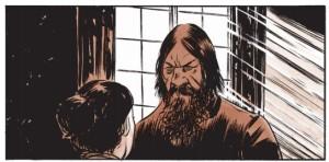 Philipp Gelatt, Tyler Crook, urban, urban comics, petrograd, jaxom, oni press, raspoutine