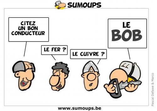 sumoups, humour, bd, sourire, éditeur, presse, BoB