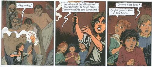 Vasco, Les enfants du Vésuve, Chaillet, Rousseau, Le Lombard,11/2013
