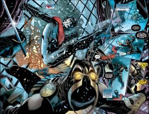 Kyle Higgins, Tom Defalco,  Eddy Barrows, Andres Guinaldo, Geraldo Borges, urban, urban comics, DC, jaxom, nightwing, batman