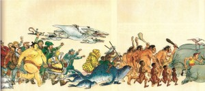 les pionniers de l'aventure humaine,françois boucq,le lombard