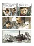 le silence de lounès,baru,place,casterman,chronique sociale,syndicalisme,guerre d'algérie,immigration,chantiers navals