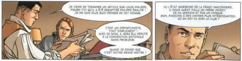 Fraternités, Rosanas, Camus, Convard, Delcourt,francs-maçonnerie, 10/2013