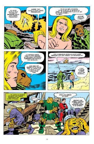 kamandi,kirby,dc comics,urban comics,integrale,super héros,02104,7510,aventure,sf,science fiction
