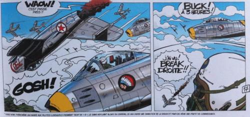 buck danny,sabre sur la corée,zumbiehl,arroyo,zéphyr bd,dupuis,aviation,aventures,guerre froide,guerre