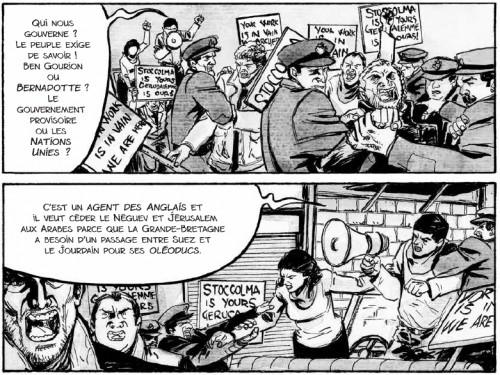 stern gang,enoch,stassi,la boite à bulles,histoire,sionisme,terrorrisme,palestine,israel,032014,8.510