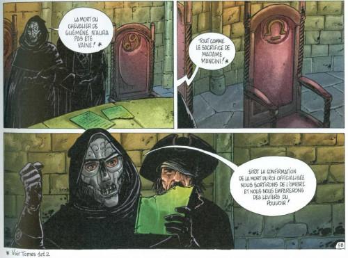 le chevalier mécanique, oeil pour oeil, Sandawé, Mor, Mainil, 02/2014