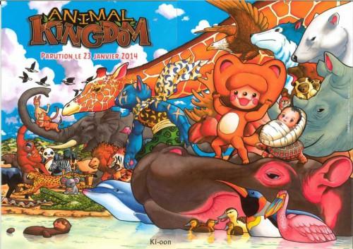 Animal Kingdom, Ki-oon, Raiku, manga, jeunesse, 01/2014.