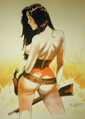 pin up,femme,sexy,girod,western