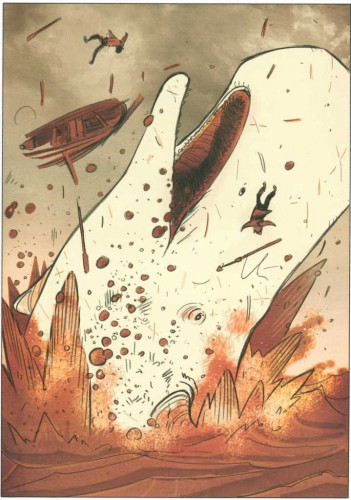 moby dick,jouvray,alary,soleil,noctambule,8.510,aventure,thriller,littérature américaine,herman melville 042014