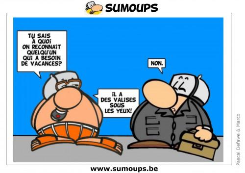 sumoups, humour, bd, sourire, éditeur, presse,