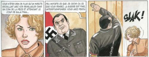 D'encre et de sang, Renaud, Gihef, Sandawé, 06/2014.
