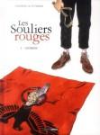 les souliers rouges,tome 1 georges,aventures,historique,1944,amitiés,guerre,cuvillier,cousseau