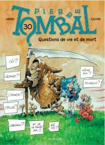 Raoul Cauvin, Marc Hardy, Dupuis, Questions de vie et de mort, Jaxom