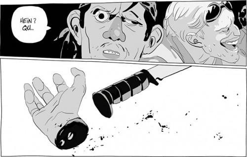 vivès,balak,sanlaville,shonen,manga,last man,paxetown,tome 4