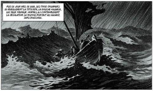 hommes à la mer,riff reb's,soleil,noctambule,mer,maritime,écrivains,adaptation,littérature,aventure,910,112014
