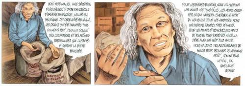 Les chemins de compostelle, Servais, Dupuis, 10/2014