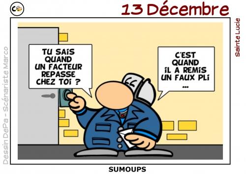 sumoups, calendrier sumoups