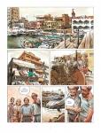 Yallah Bye, Park, Safieddine, Le Lombard, 7/10, Liban, documentaire, roman graphique, Historique, 01/2015