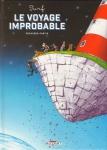 Le voyage improbable, Turf, Delcourt, 7/10,aventure, humour, science-fiction, 10/2014