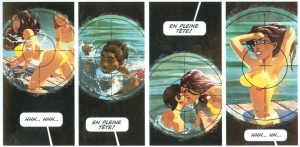 Gung Ho, von Kummant, Von Eckartsberg, Paquet, 8/10, aventure, science-fiction, 02/2015.