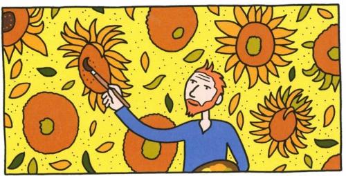 Vincent, Vincent Van Gogh, Stok, emmanuel Proust éditions, 8/10, peintre, biographie, 01/2015