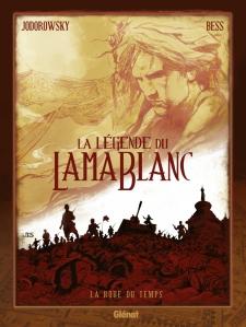 la légende du lama blanc,la roue du temps,glénat,alejandro jodorowsky,georges bess,jaxom