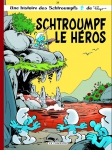 Schtroumpfs, Peyo, De Conick, Diaz, Jost, Culliford, Le Lombard, 8/10, aventure, humour, 03/2015
