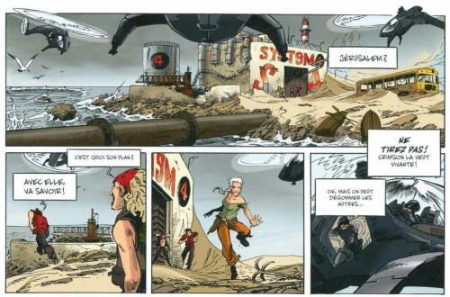 bob et bobette, Amphoria, Vandersteen, Cambré, Legendre, Paquet, 7/10, Aventure, 03/2015.