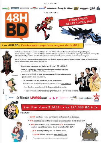 48H BD,Belgique, France, 04/2014